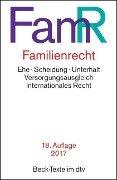 Familienrecht (FamR) -