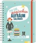 Mein magischer Aufräumkalender - Kalender 2018 / 2019 -