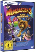 Madagascar 3 - Flucht durch Europa -