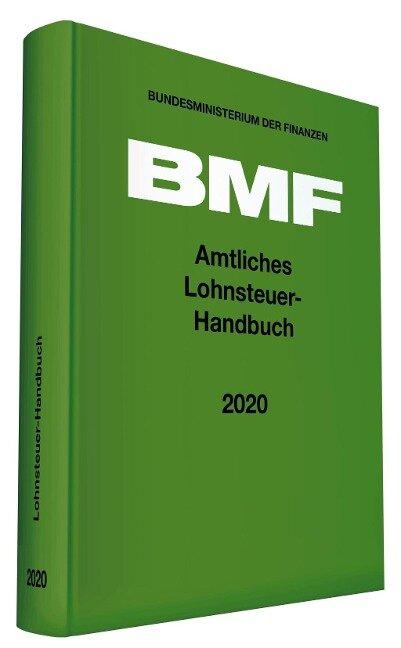 Amtliches Lohnsteuer-Handbuch 2020 -