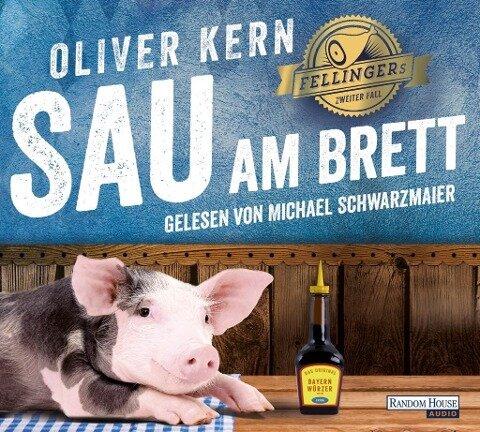Sau am Brett - Oliver Kern