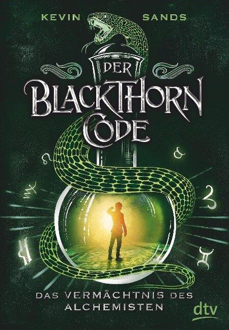 Der Blackthorn-Code - Das Vermächtnis des Alchemisten - Kevin Sands