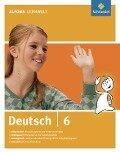 Alfons Lernwelt Lernsoftware. Deutsch 6. CD-ROM für Windows 7; Vista; XP und Mac -