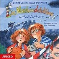 Die Nordseedetektive. Unter Verdacht - Klaus-Peter Wolf, Bettina Göschl
