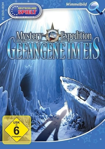 Mystery Expedition: Gefangene im Eis. Für Windows Vista/7/8 -