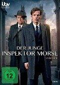 Der junge Inspektor Morse - Staffel 4 -