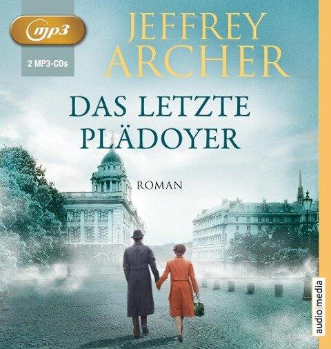 Das letzte Plädoyer - Jeffrey Archer