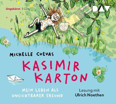 Kasimir Karton - Mein Leben als unsichtbarer Freund - Michelle Cuevas