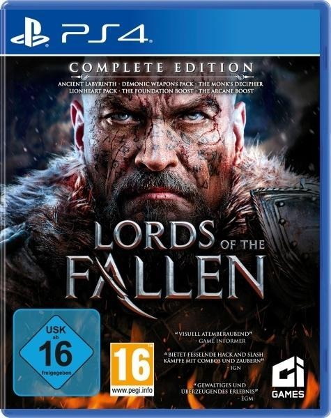 Lords of the Fallen Complete Edition (PlayStation PS4) -
