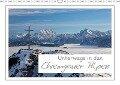 Unterwegs in den Chiemgauer Alpen (Wandkalender 2019 DIN A3 quer) - Andreas Vonzin