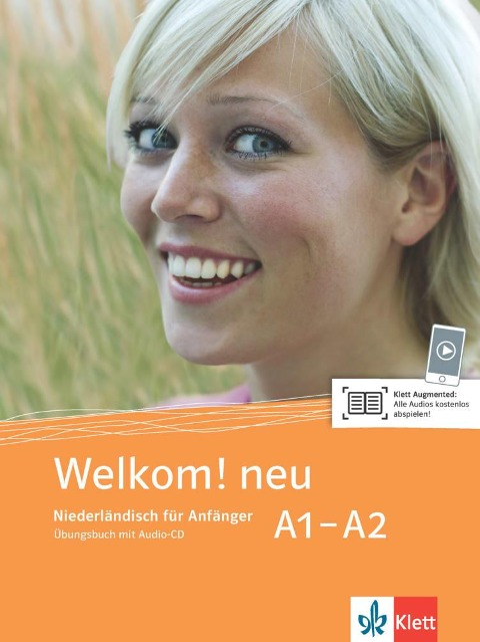 Welkom! Neu A1-A2 Übungsbuch + Audio-CD -