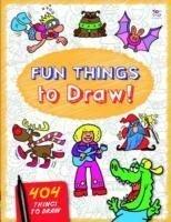 Fun Things to Draw -