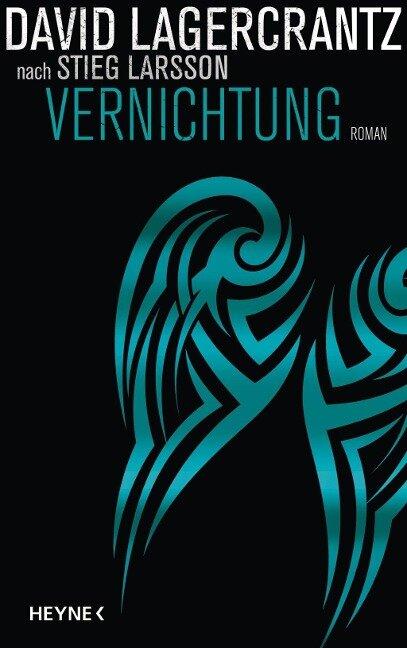 Vernichtung - David Lagercrantz