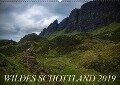 Wildes Schottland 2019 (Wandkalender 2019 DIN A2 quer) - Katja Jentschura