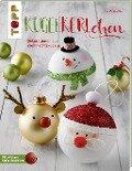 Kugelkerlchen zu Weihnachten (kreativ.kompakt.) - Pia Pedevilla