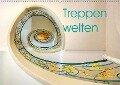 Treppenwelten (Wandkalender 2018 DIN A2 quer) - Anne Seltmann
