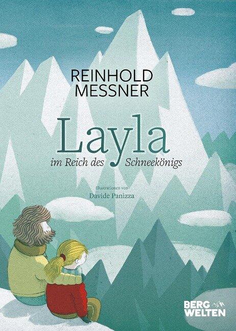 Layla im Reich des Schneekönigs