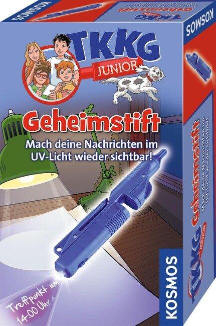 TKKG Junior Geheimstift -