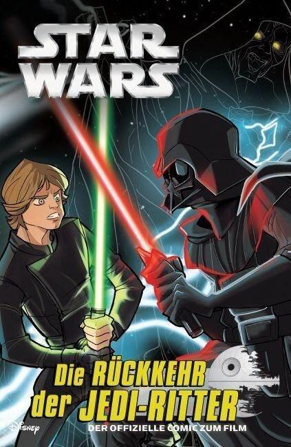 Star Wars: Episode VI - Die Rückkehr der Jedi-Ritter - Alessandro Ferrari, Alessandro Pastrovicchio, Matteo Piana