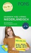 PONS Grammatik kurz & bündig Niederländisch -