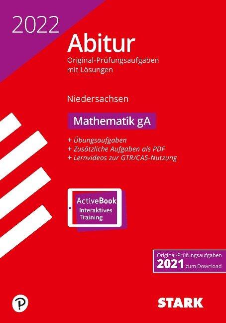 STARK Abiturprüfung Niedersachsen 2022 - Mathematik GA -