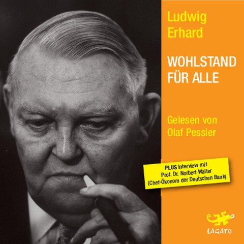 Wohlstand f¿r alle - Ludwig Erhard