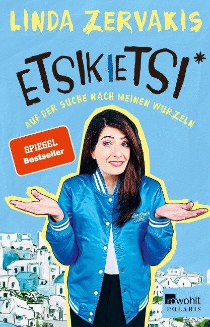 Etsikietsi - Auf der Suche nach meinen Wurzeln - Linda Zervakis