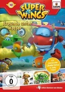 Super Wings 10. Freunde unter Wasser -