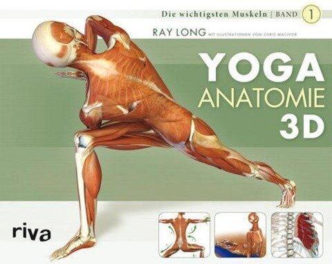 Yoga-Anatomie 3D - Ray Long