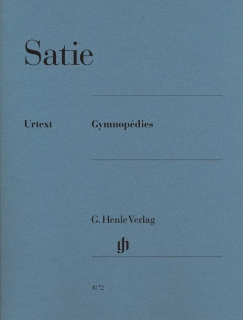 Gymnopédies - Erik Satie