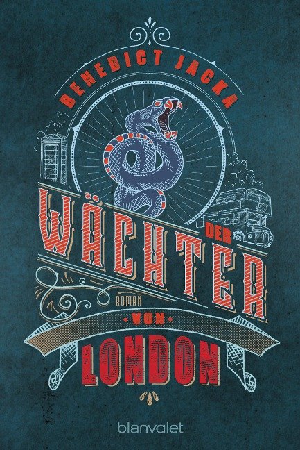 Der Wächter von London - Benedict Jacka