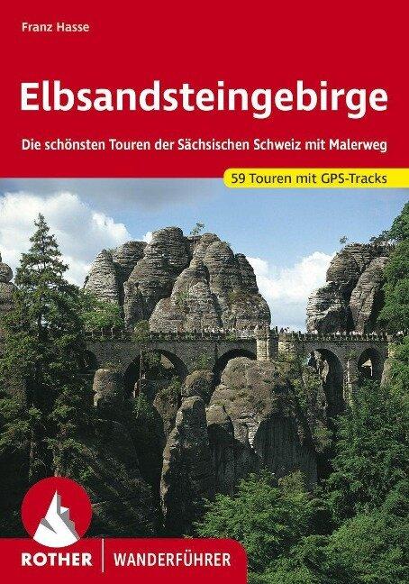 Elbsandsteingebirge - Franz Hasse