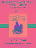 CD for Harmonic Materials in Tonal Music, Part 2 - Greg A. Steinke