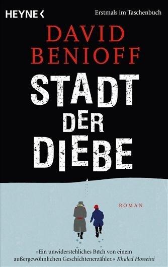 Stadt der Diebe - David Benioff