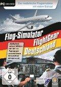 Flight Gear Flugsimulator -