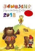 Janoschs Tigerentenkalender 2018 - Janosch