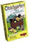 Obstgarten - Das Memo-Spiel -
