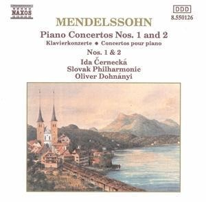 Klavierkonzerte - Ida/Dohnanyi Cernecka
