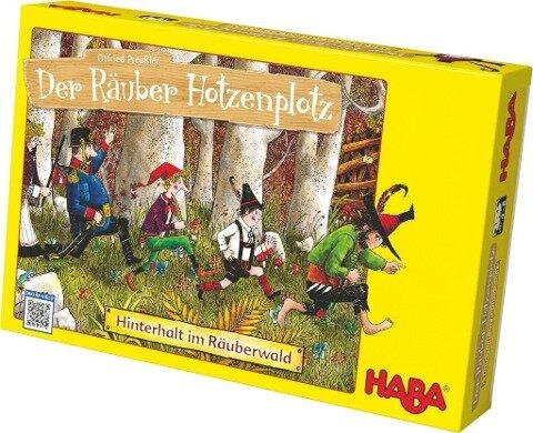 Räuber Hotzenplotz - Hinterhalt im Räuberwald - Kai Haferkamp, Markus Nikisch