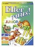 Junior Elfer raus! -
