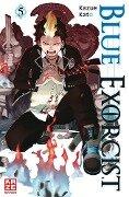 Blue Exorcist 05 - Kazue Kato