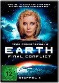 Earth - Final Conflict (Staffel 4) - George Geiger, Paul Gertz, John Whelpley, Robin Bernheim, Cory Tynan