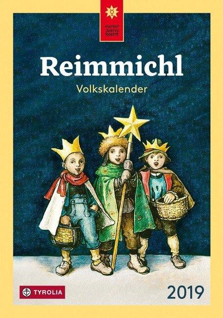 Reimmichl Volkskalender 2019 -