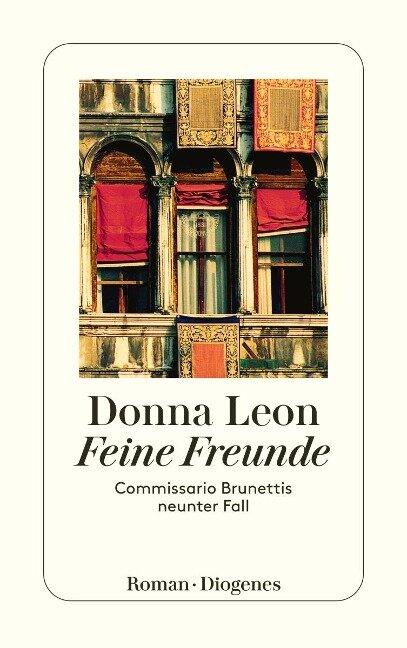 Feine Freunde - Donna Leon