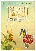 Die kleine Hummel Bommel - Das Stickerbuch - Britta Sabbag, Maite Kelly