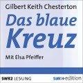 Das blaue Kreuz - Gilbert Keith Chesterton