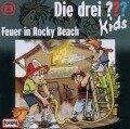 Die drei ??? Kids 23. Feuer in Rocky Beach (drei Fragezeichen) CD -