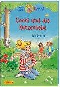 Conni-Erzählbände 29: Conni und die Katzenliebe - Julia Boehme