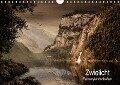 Zwielicht - Fantasylandschaften (Wandkalender 2017 DIN A4 quer) - Simone Wunderlich