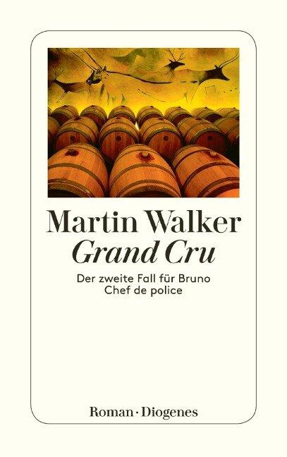 Grand Cru - Martin Walker